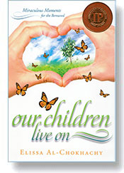 Our Children Live On. A book by Elissa Al-Chokhachy